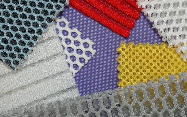 Voorbeelden van Spacer Weefsels