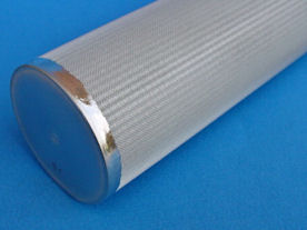 gesinterd gaasfilter (2 micron)